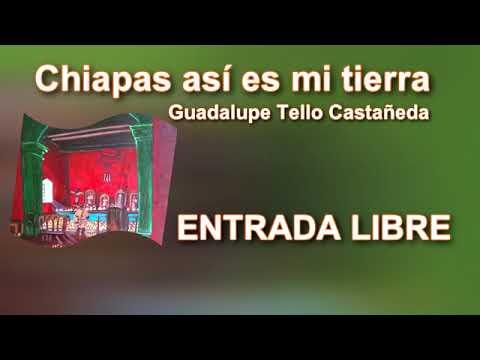 Exposición: Chiapas así es mi tierra