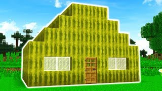 Video TURNING MINECRAFT PLAYERS HOUSES INTO FOOD! MP3, 3GP, MP4, WEBM, AVI, FLV Maret 2019