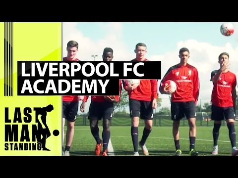Last Man Standing - Liverpool FC Academy