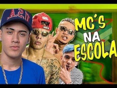 Maquiagem - MC'S NA ESCOLA (Mc Lan, Mc Kevinho, Mc Pedrinho, Mc Livinho, Mc Fioti...)