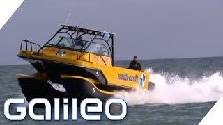 Video Das steckt hinter dem Anti-Seasick-Boot | Galileo | ProSieben MP3, 3GP, MP4, WEBM, AVI, FLV Agustus 2018