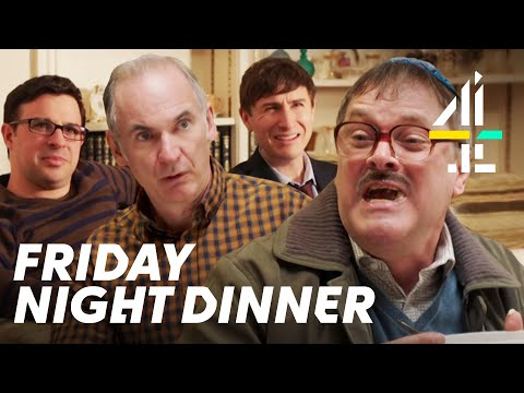 Friday Night Dinner | The Best of Series 6! | Part 2