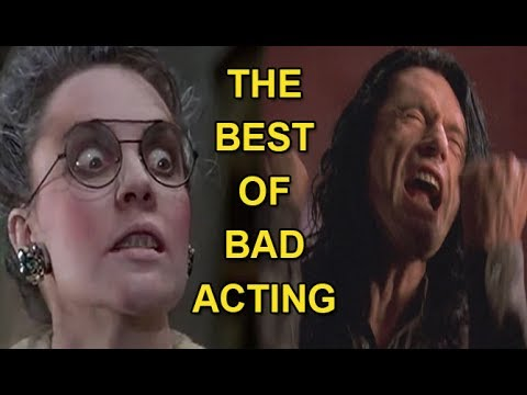 The Best of Bad Acting in Movies