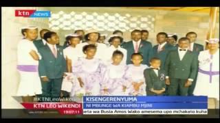 Kisengerenyuma: Tunaangazia Picha Za Mbunge Wa Kiambu Mjini Jude Njomo