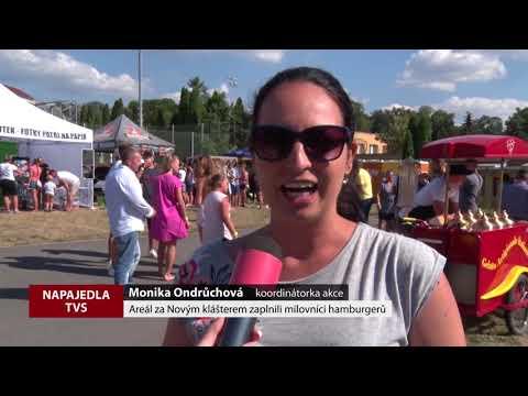 TVS: Týden na Slovácku 12. 7. 2018
