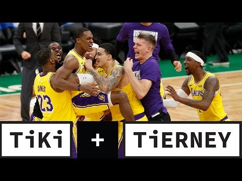 Video: The Lakers Are Ready | Tiki + Tierney