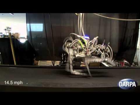 幻想成真,機器怪獸竟然真的實做出來了!