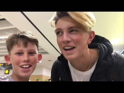 MET MORGZ ON A PLANE ✈️ My trip to Cyprus