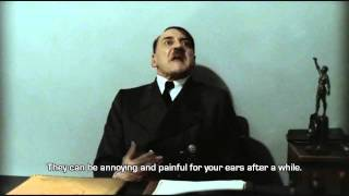 Pros and Cons with Adolf Hitler: Fireworks