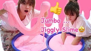 Video MANTUL ! ANENOY ;D JUMBO JIGGLY SLIME TUTORIAL - BEST SLIME TUTORIAL RECOMENDED INDONESIA SUB MP3, 3GP, MP4, WEBM, AVI, FLV April 2019