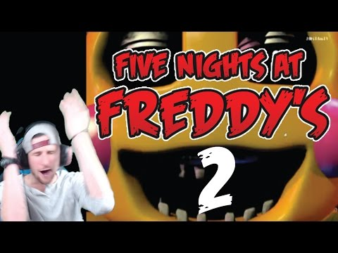 im - Five Nights at Freddy's Gameplay. This time we are playing Five Nights at Freddy's 2 and I get Freaked out! The jump Scares in Five Nights at Freddy's are so scary.. to me atleast. Clash of...