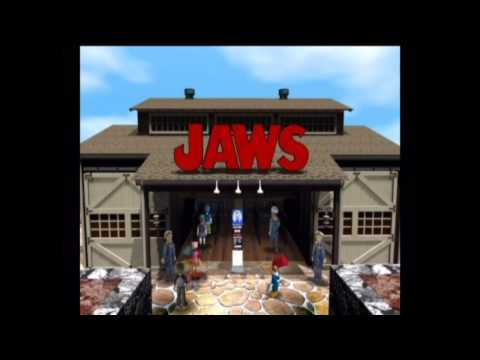 universal studio theme park gamecube