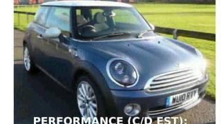 10. 2010 Mini Cooper 50 Camden Edition - Details, Specs