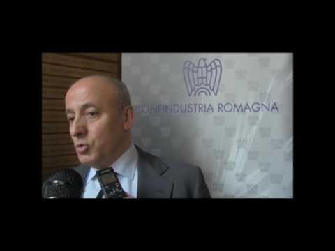 Confindustria Romagna - Intervista al presidente Maggioli sulla congiuntura economica ravennate