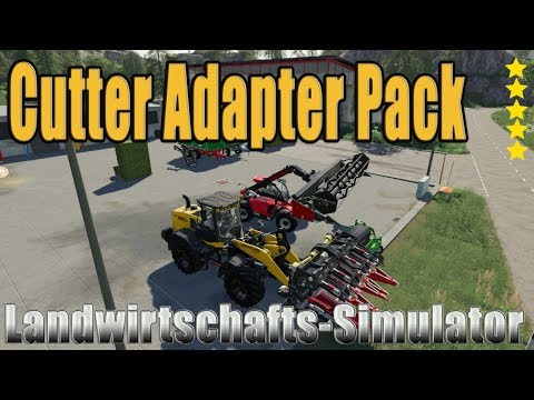 Cutter Adapter Pack v1.0.0.0