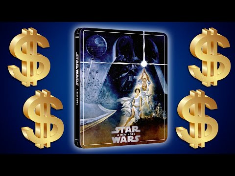 SteelBook Scalpers or How I Learned to Hate Buyers