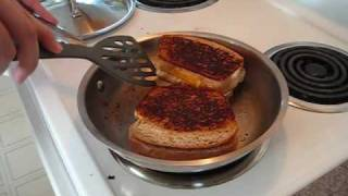 Grilled Cheese and Tomato Sandwich Video Recipe