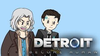No Swearing Hank | Detroit: Become Human Comic Dub