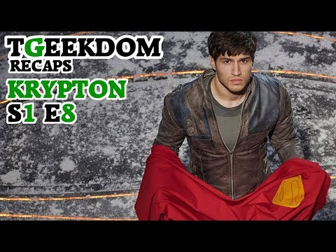 Krypton Season 1 Episode 8 Recap