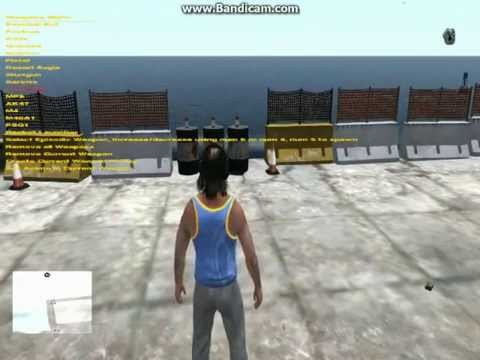 GTA IV - Weapons for V Style 1.5