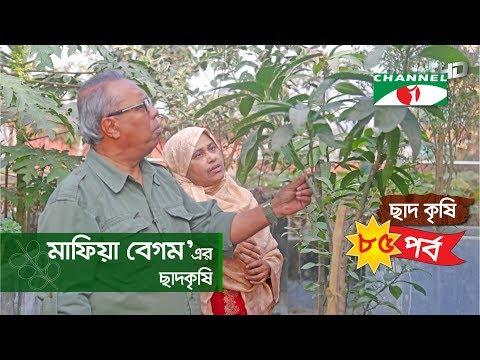 Rooftop farming | EPISODE 85 | HD | Shykh Seraj | Channel i | Roof Gardening | ছাদকৃষি |
