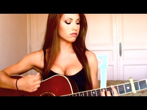 Highway to hell - AC/DC (cover) Jess Greenberg (видео)