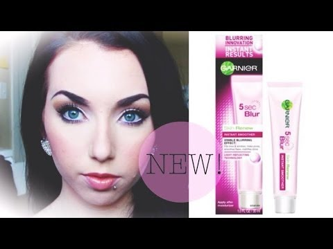 Rave or Reject? *NEW* Garnier 5 Sec Blur | thataylaa