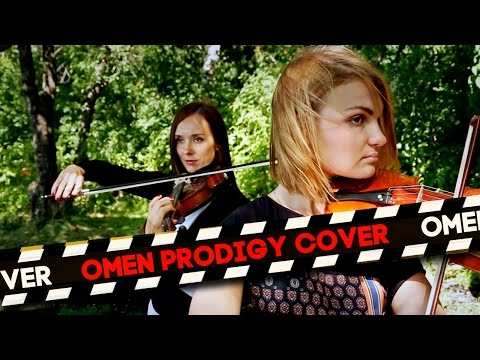 "The Prodigy  ""Omen"" Cover by Anastasia Soina"