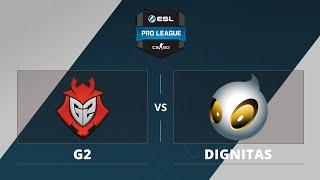 Dignitas vs G2, game 1