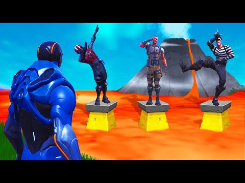 DANCE But DON'T Fall In The LAVA! (Fortnite Simon Says) - Thời lượng: 14 phút.