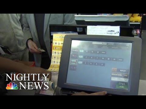 Mega Millions Jackpot Climbs To $1 Billion | NBC Nightly News