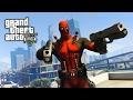 DEADPOOL!! (GTA 5 Mods)