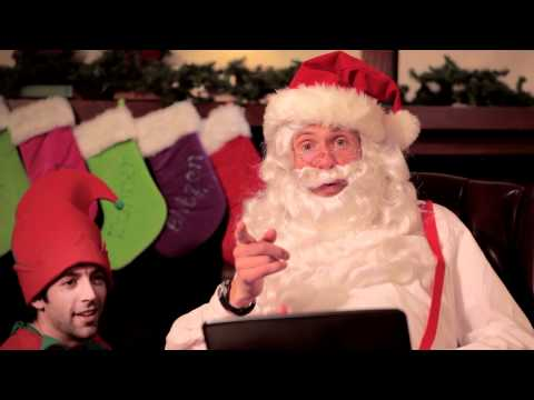 Image of Google`s Santa`s Search Tips Rap (Video)