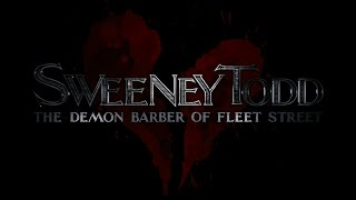 SWEENEY TODD - A Little Priest (KARAOKE duet) - Instrumental with lyrics on screen