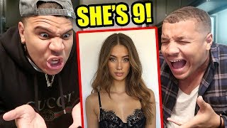"""Try to Guess Her Age Challenge!! Will you get it right?! This challenge is impossible and is the hardest edition yet!! Can we smash 45,000 LIKES for more crazy challenges WolfFam?!FOLLOW ME:Twitter: https://twitter.com/wolfierapsInstagram: http://instagram.com/wolfieSnap - WOLFIERAPSRyan's Channel: https://www.youtube.com/RyanSwazeIf you're reading this comment """"Ryanswaze is a modmon""""Main Channel: https://www.youtube.com/WolfieEntMAIL ME STUFF :)PO Box 59071 ALTA VISTA OTTAWA ONK1G 5T7 If you're reading this I love you :D"""