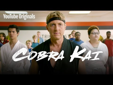 Cobra Kai Official Teaser Trailer  2 (Karate Kid) - Sensei Johnny