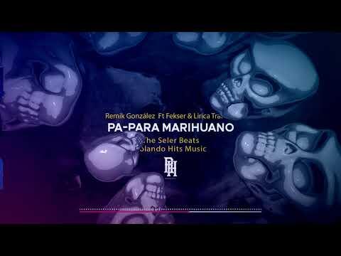 07. Remik González Ft. Fekzer & Línea Trankila - Pa-Para Marihuano (Versión Mex)