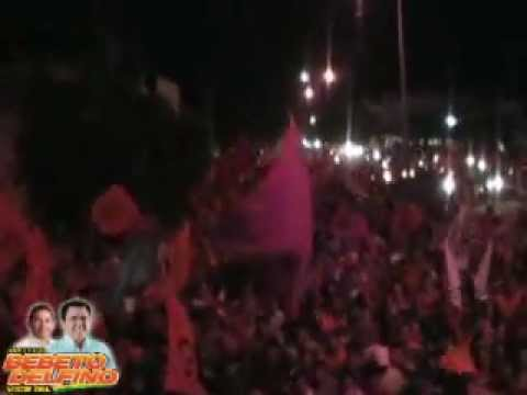 [Jaguaruana] Passeata de Bebeto Delfino 15 após o comício em Antonópolis e Saquinho