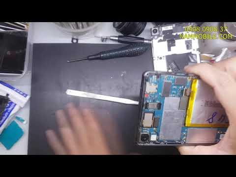 Sony XA Ultra bật nguồn không được thay công tắc nguồn