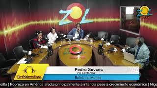 Pedro Sevcec comenta las denuncias de acoso sexual en Estados Unidos llega a nuevos niveles