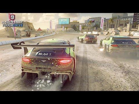 Bentley Continental GT3 Multiplayer Trial Series - Asphalt 9: Legends