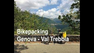 Bike tour Genova - Rovegno e ritorno (2 giorni) - Giorno 1