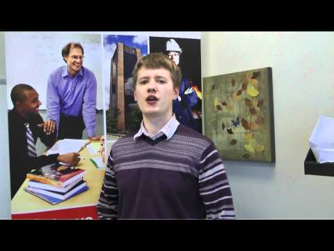 Watch Video: Anatoly Belov, Trillium Scholar from Moscow