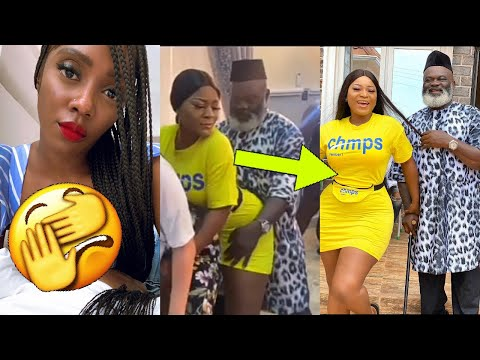 Watch What Tiwa Savage And Destiny Etiko Doing With