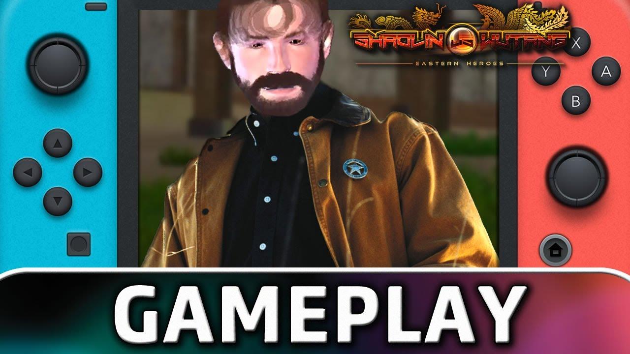 Shaolin vs Wutang | Nintendo Switch Gameplay