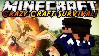 Minecraft Crazy Craft : THE FINAL BATTLE?! (Season FINALE!)