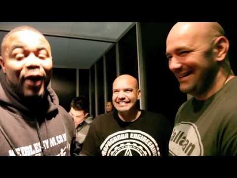 Dana White Video Blog UFC 120 Day 3
