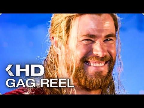 THOR 3: Ragnarok Funny Gag Reel - Bloopers (2017)