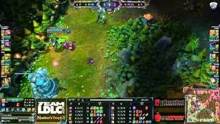 (HD194) LDLC Nashor's Trophy - MyRevenge vs GSu Gaming Game 1 - League Of Legends Replay [FR]