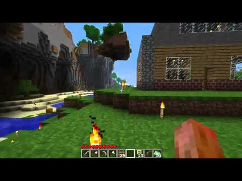 Lets Play Minecraft Ep. 069 - GemSword